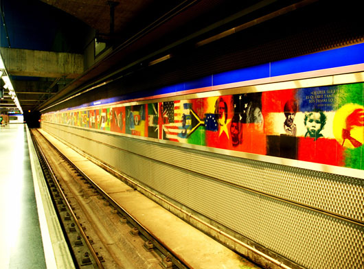 Metro de Madrid | Foto de Xurde (Flickr)
